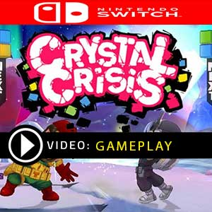 Crystal Crisis Nintendo Switch Digital Download und Box Edition