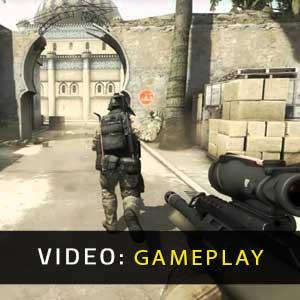 Video zum Gameplay von Counter Strike Global Offensive