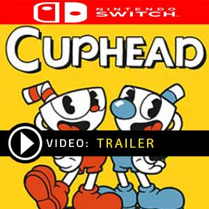 Cuphead Nintendo Switch Digital Download und Box Edition