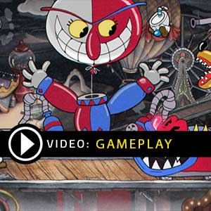 Cuphead Xbox One Gameplay Video