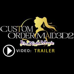Buy CUSTOM ORDER MAID 3D2 It's a Night Magic CD Key Compare Prices