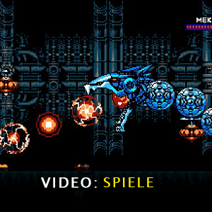 Cyber Shadow Gameplay-Video