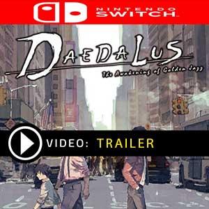 Daedalus The Awakening of Golden Jazz Nintendo Switch Digital Download und Box Edition