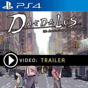Daedalus The Awakening of Golden Jazz PS4 Digital Download und Box Edition