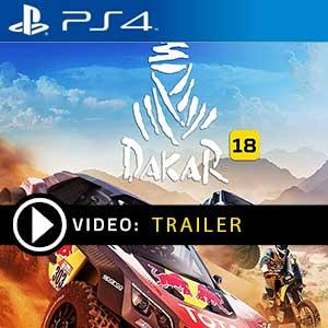 Dakar 18 PS4 Digital Download und Box Edition
