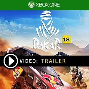 Dakar 18 Xbox One Digital Download und Box Edition