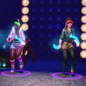 Dance Central Spotlight Xbox One Menu