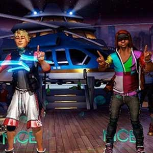 Dance Central Spotlight Xbox One Konkurrenz
