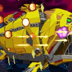 Darius Gaiden (Arcade)