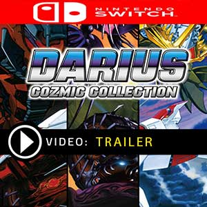 Darius Cozmic Collection Nintendo Switch Digital Download und Box Edition