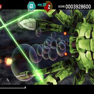 DARIUSBURST Chronicle Saviours Schlacht
