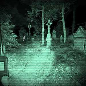 Paranormale Untersuchung