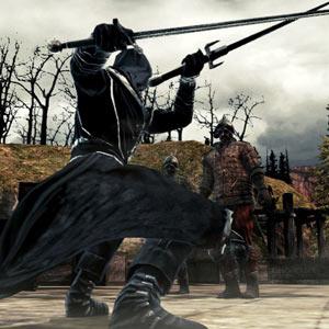 Dark Souls 2 Schlacht