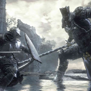 Dark Souls 3 Drachen