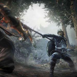 Dark Souls 3 Giant Feind