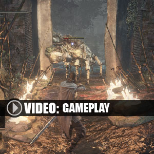 Dark Souls 3 Gameplay Video