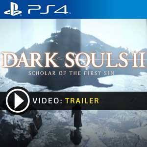 Dark Souls 2 Scholar of the First Sin PS4 Digital Download und Box Edition