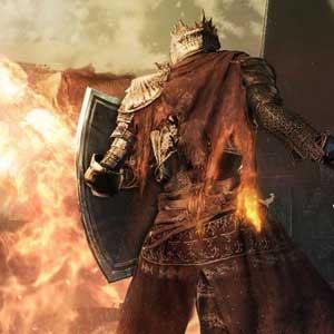 Dark Souls 3 PS4 Drachen