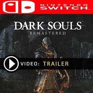 Dark Souls Remastered Nintendo Switch Digital Download und Box Edition