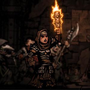 Darkest Dungeon Schlacht