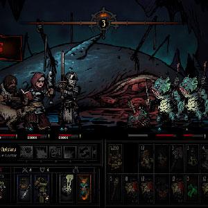 Darkest Dungeon Helden