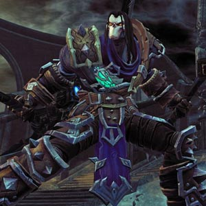 Darksiders 2 - Charakter