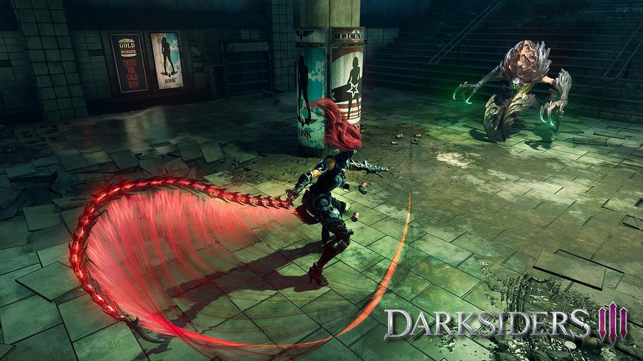 Darksiders 3 Blades & Whip Edition