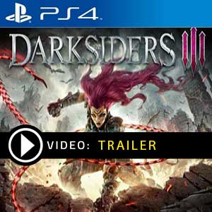 Darksiders 3 PS4 Digital Download und Box Edition
