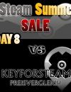 Steam Summer Sale vs Keyforsteam Preisvergleich Day 8