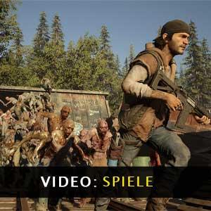 Days Gone Gameplay Video