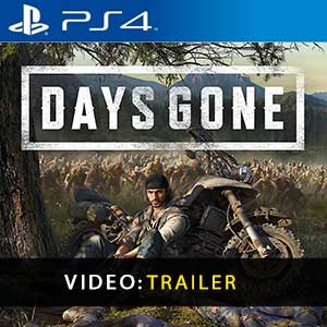 Days Gone PS4 Digital Download und Box Edition