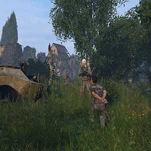 DayZ - Frisches Jagdgebiet