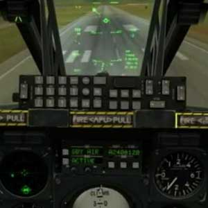 DCS A 10C Warthog Landung