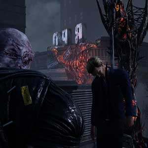 Dead by Daylight Resident Evil Chapter Haken