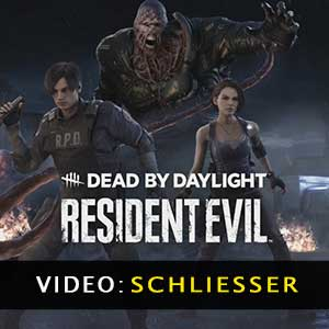 Dead by Daylight Resident Evil Chapter Video Trailer
