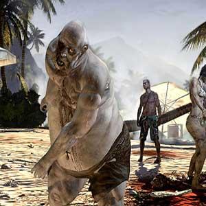 Dead Island Gruppe von Zoombies