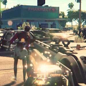 Dead Island 2 Schießen Zombies