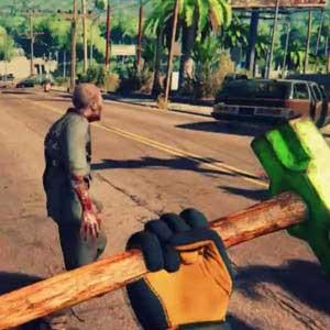 Dead Island 2 PS4 Sledge hammer Waffe