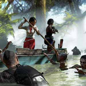 Dead Island Riptide - Swap Überleben