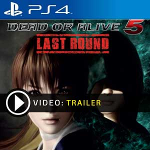 Dead or Alive 5 Last Round PS4 Digital Download und Box Edition