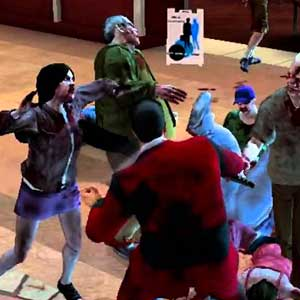 Dead Rising 2 Off The Record - Umgeben