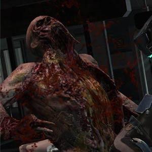 Dead space 2 - infizierte