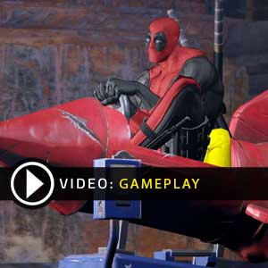 Deadpool Gameplay Video