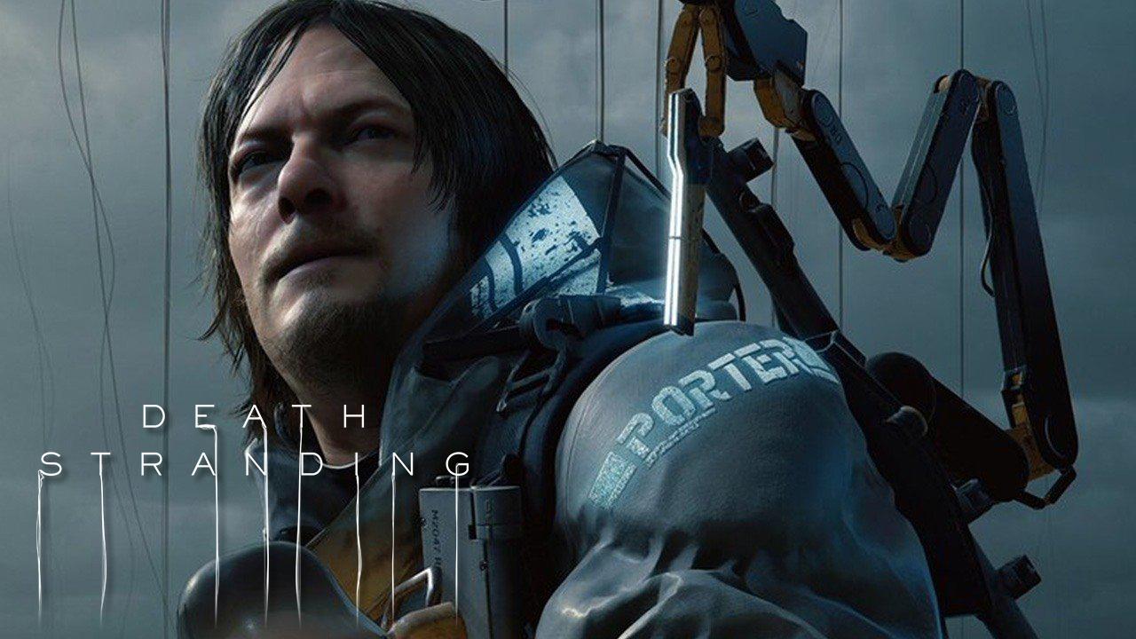 Death Stranding Release Datum im neuem Trailer enthüllt