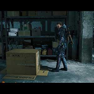 Death Stranding Director's Cut PS5 Pappschachtel