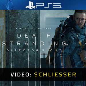 Death Stranding Director's Cut PS5 Video Trailer