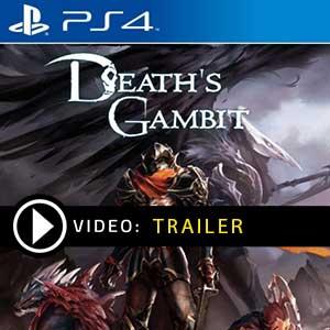 Death's Gambit PS4 Digital Download und Box Edition