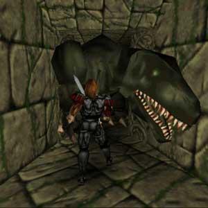 Deathtrap Dungeon Der große Drache