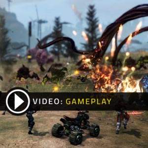 Defiance Gameplay Video