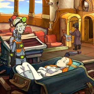 Deponia - Tor